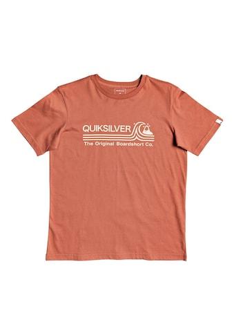 Quiksilver Kapuzenshirt »Stone Cold Classic« kaufen