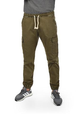 Indicode Cargohose »Abbal«, lange Hose mit Seitentaschen kaufen
