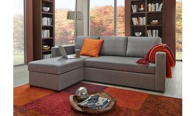 ATLANTIC home collection Ecksofa, mit Bettfunktion kaufen