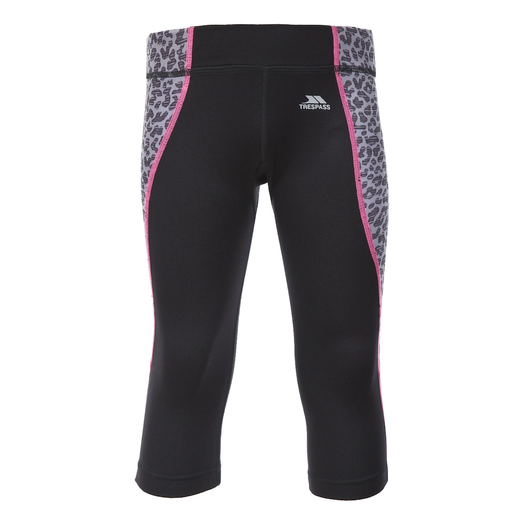Trespass Leggings »Kinder/Mädchen Perform Capri Sport«