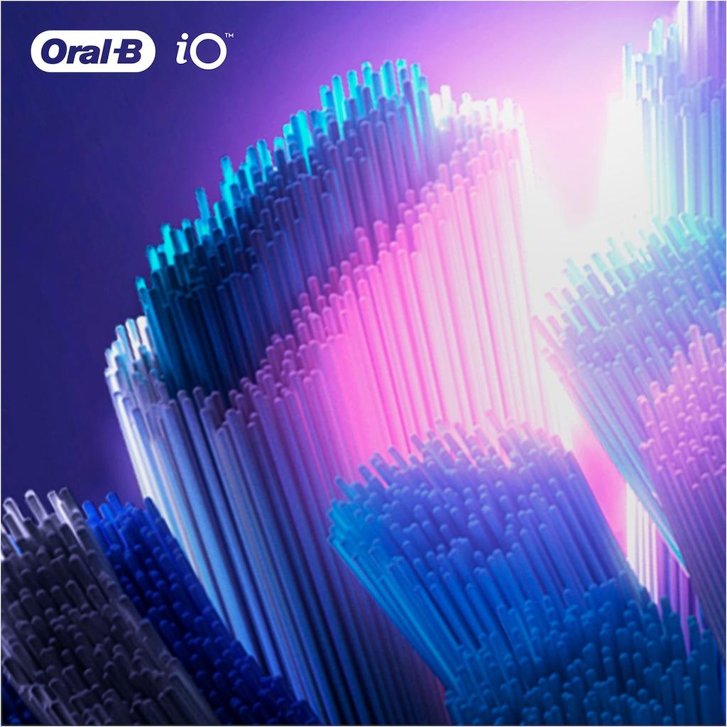 Oral B Aufsteckbürsten »iO Sanfte Reinigung«, iO Technologie
