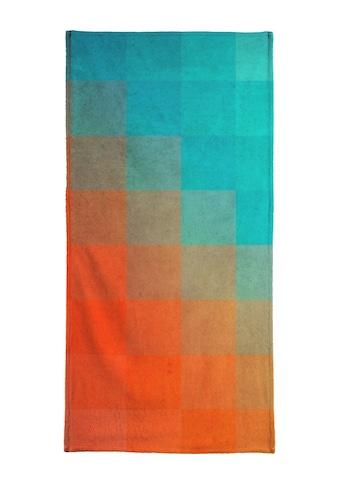 """Strandtuch """"Beach Pixel Surface"""", Juniqe kaufen"""