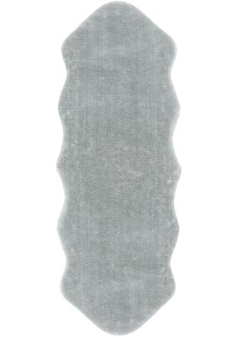 Läufer, »Lamm Fellimitat«, Andiamo, fellförmig, Höhe 20 mm kaufen