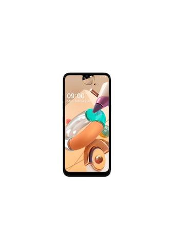 """LG Smartphone »K41S«, (16,64 cm/6,55 """", 32 GB, 13 MP Kamera) kaufen"""
