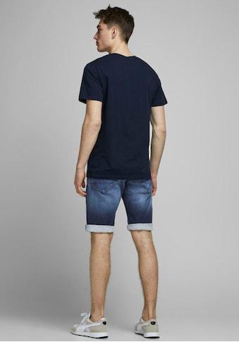 Jack & Jones Jeansbermudas »REX LONG SHORTS« kaufen