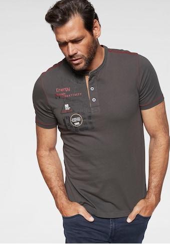 Man's World Henleyshirt kaufen