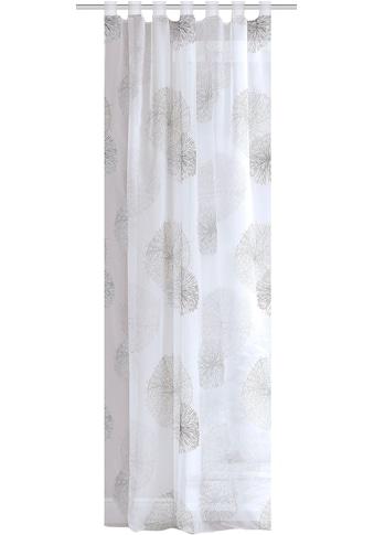 Vorhang, »RAWLINS«, HOME WOHNIDEEN, Schlaufen 1 Stück kaufen