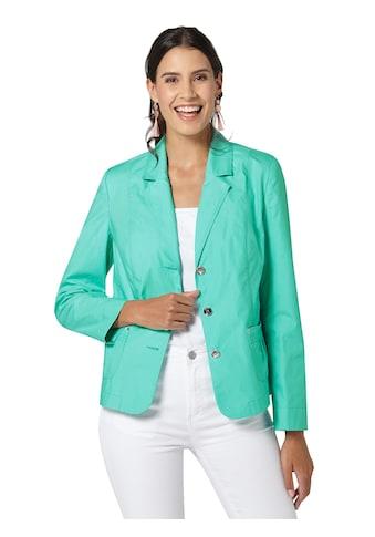 Blusenblazer in frischer Farbgebung kaufen