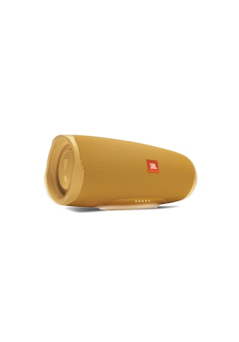 Bluetooth Speaker, JBL, »Charge 4 Gelb Goldfarben« kaufen
