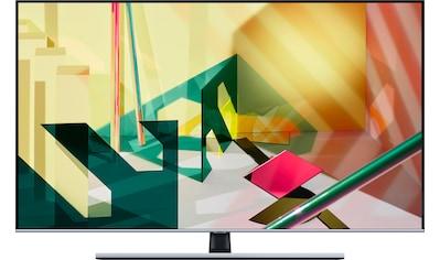 Samsung GQ75Q75T QLED - Fernseher (189 cm / (75 Zoll), 4K Ultra HD, Smart - TV kaufen