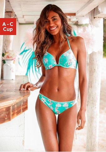 Sunseeker Push - Up - Bikini - Top »Ditsy« kaufen