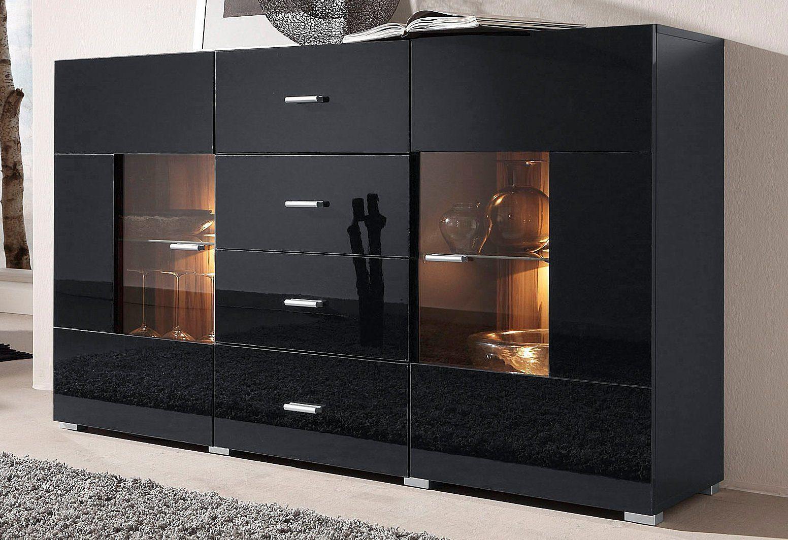 Sideboard, Breite 150 cm jetzt online kaufen Ackermann ch