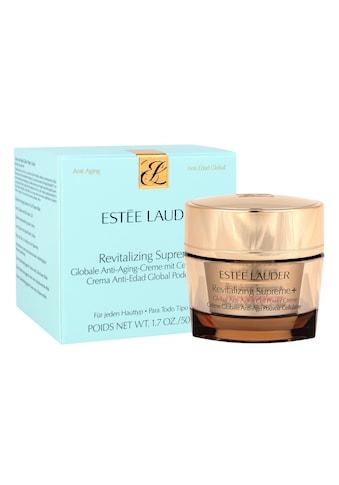 ESTÉE LAUDER Tagescreme »Revitalizing Supreme Global Anti-aging 50 ml«, Premium Kosmetik kaufen