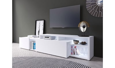 TRENDMANUFAKTUR Lowboard »Vento«, Breite 225 cm kaufen