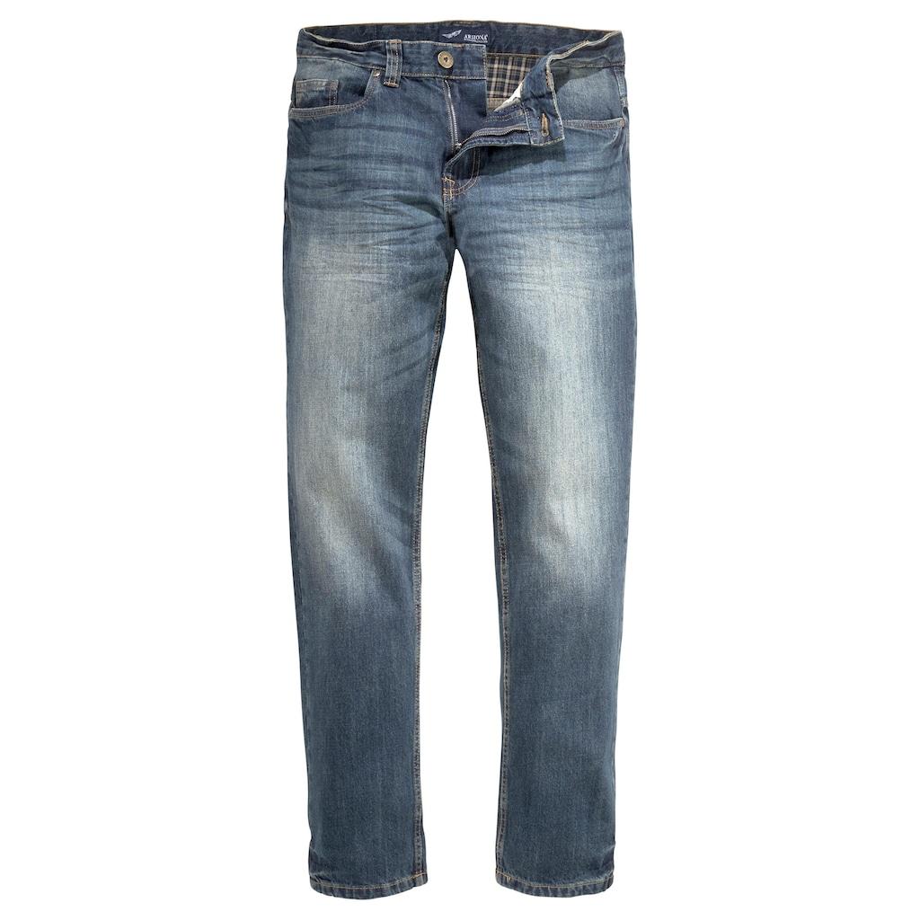 Arizona Straight-Jeans »Arizona Jeans Dirty used«