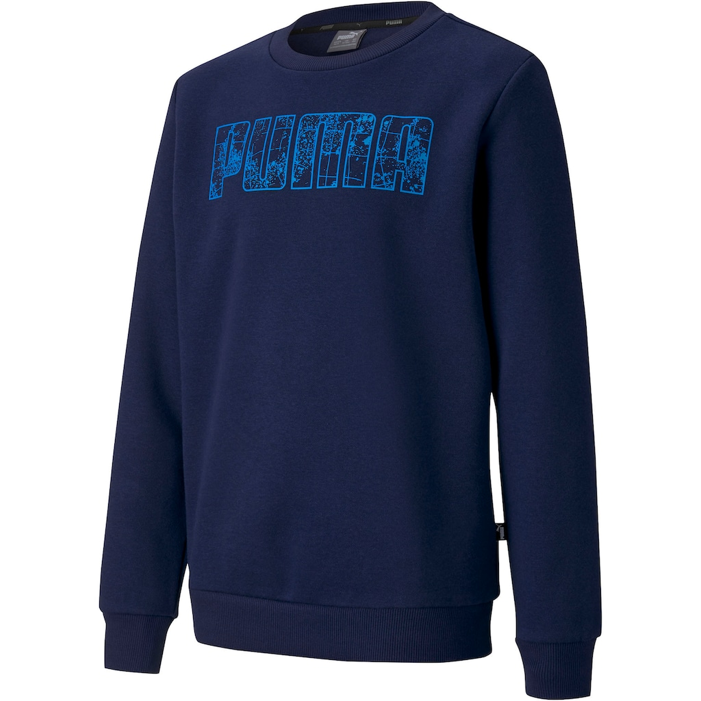 PUMA Sweatshirt »CREW FLEECE BOYS«