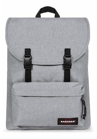 Eastpak Laptoprucksack »LONDON+, Sunday Grey«, enthält recyceltes Material (Global... kaufen