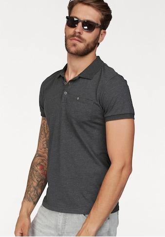 John Devin Poloshirt, mit Brusttasche kaufen