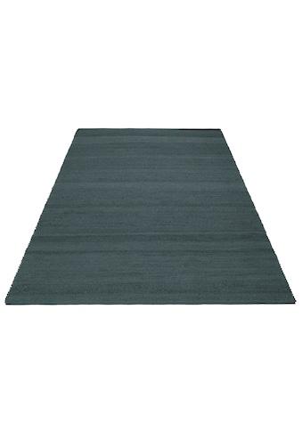 Teppich, »Hanf Uni«, Home affaire, rechteckig, Höhe 5 mm, handgewebt kaufen