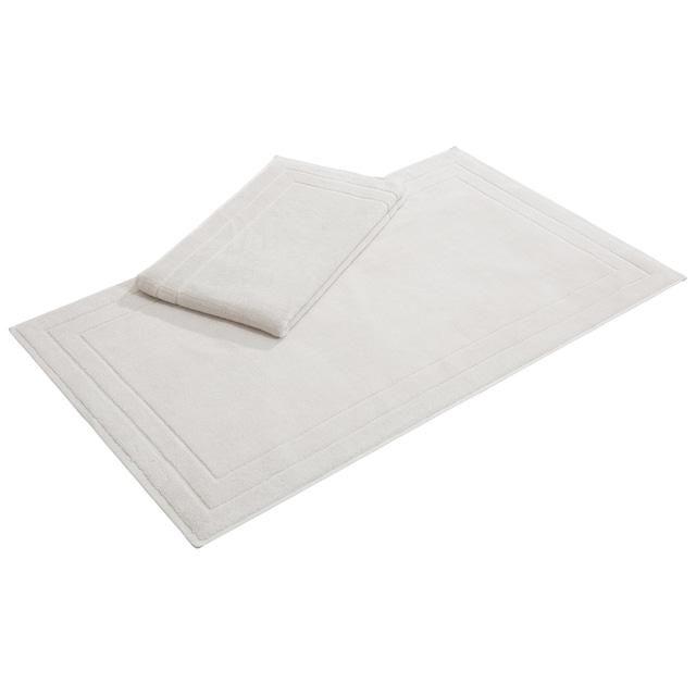 Badematte »Kimi«, andas, Höhe 6 mm, beidseitig nutzbar, 2er Set