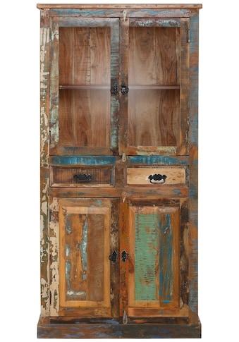 SIT Vitrine »Riverboat«, Höhe 180 cm, Shabby Chic, Vintage kaufen