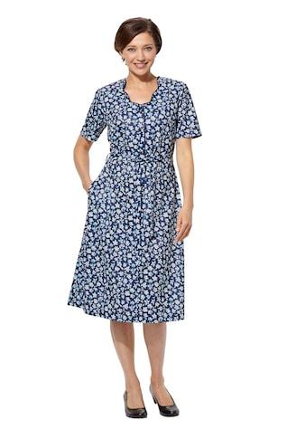 Classic Basics Jersey - Kleid mit Bindegürtel kaufen