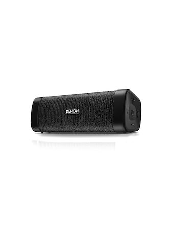 Bluetooth Speaker, Denon, »Envaya Pocket DSB - 50BT Schwarz« kaufen