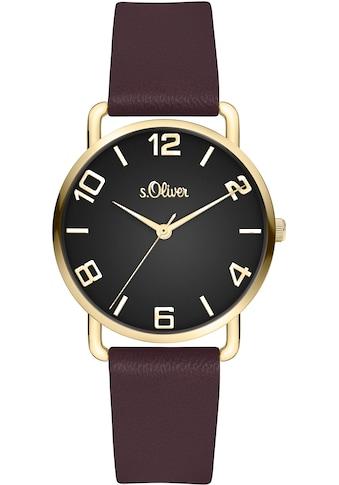 s.Oliver Quarzuhr »SO - 4146 - LQ« kaufen