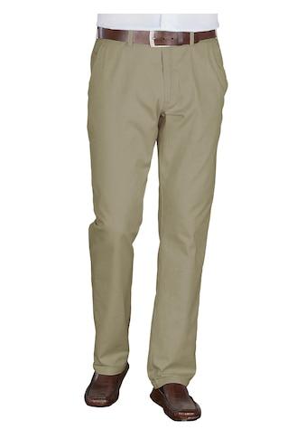 Classic Hose mit seitlichen, elastischen Einsätze am Bund kaufen