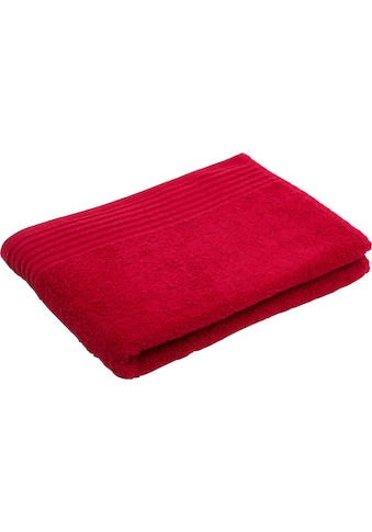 Gözze Handtücher »Hanna«, (2 St.), mit strukturierter Bordüre kaufen