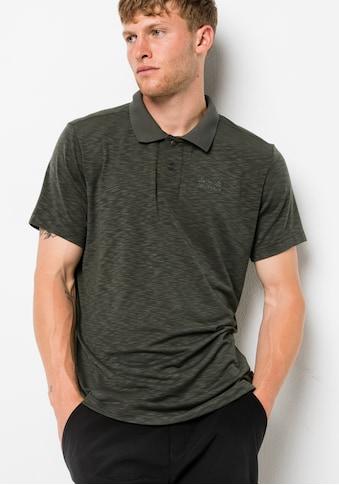 Jack Wolfskin Poloshirt »TRAVEL POLO MEN« kaufen