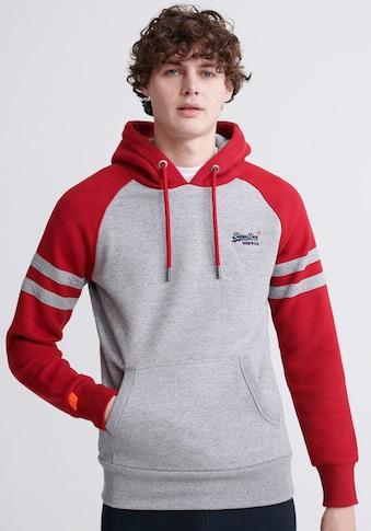 Superdry Kapuzensweatshirt »Classic Raglan« kaufen