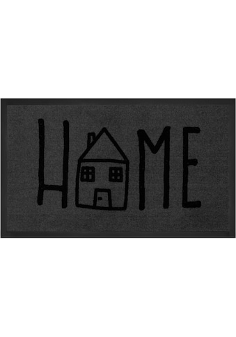Fussmatte, »Easy Home«, HANSE Home, rechteckig, Höhe 5 mm, maschinell getuftet kaufen