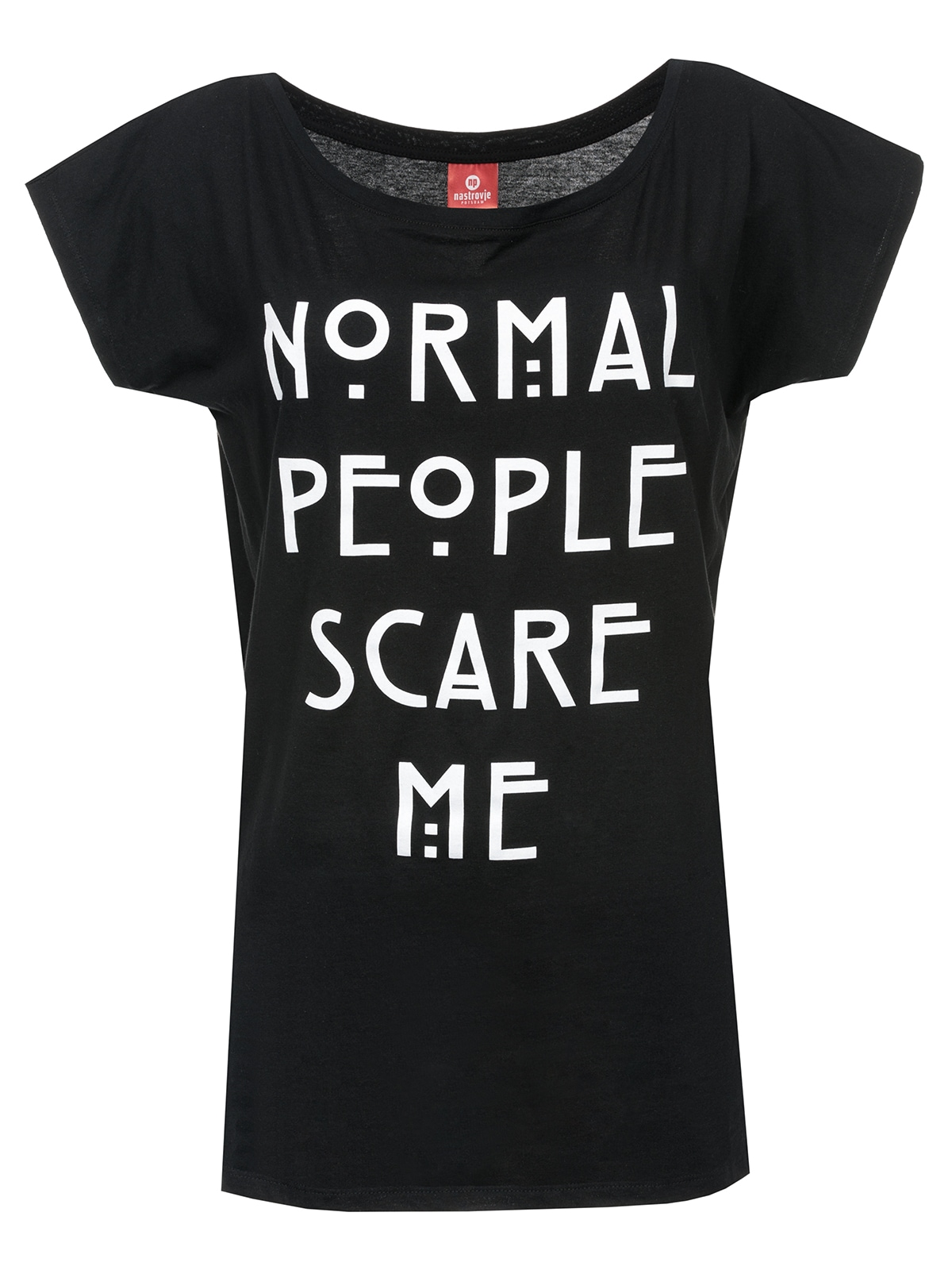 Image of American Horror Story T-Shirt »American Horror Story Normal People«