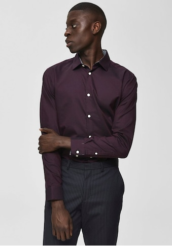 SELECTED HOMME Businesshemd »SLIM NEW-MARK SHIRT« kaufen
