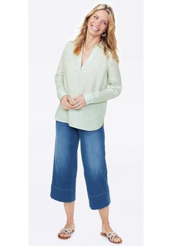 NYDJ Linen Popover Tunic »in Striped Linen« kaufen