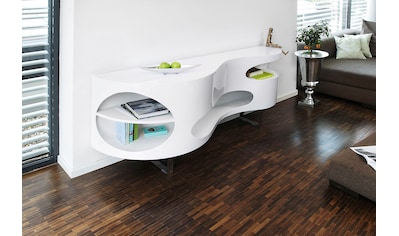 SalesFever Sideboard, Anrichte Made in Germany, Design Kommode in extravaganter Form,... kaufen