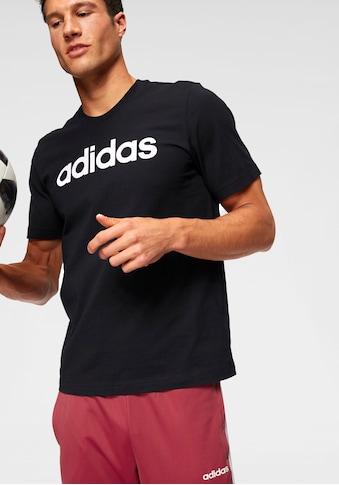 adidas Performance T - Shirt »ESSENTIALS LINEAR LOGO« kaufen