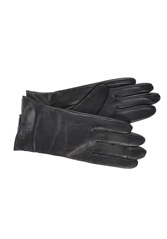 Seeberger Strickhandschuhe »langer Fingerhandschuh in weichem Leder 18467-0« kaufen