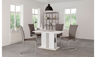 Homexperts Säulen - Esstisch »Mulan« kaufen