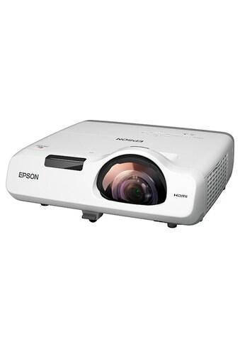 Projektor, Epson, »EB535W« kaufen