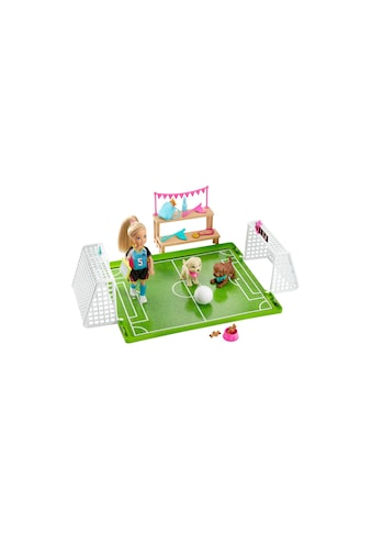 Dreamhouse Adventures Chelsea  Fussball, Barbie®, »Adventures Chelsea  Fussball« kaufen