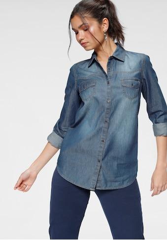 KangaROOS Jeansbluse kaufen