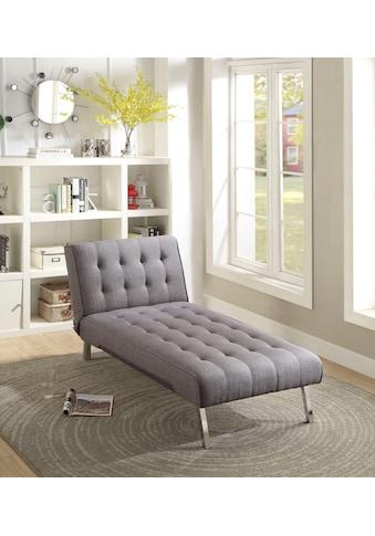 ATLANTIC home collection Relaxliege, mit Relax- und Schlaffunktion kaufen