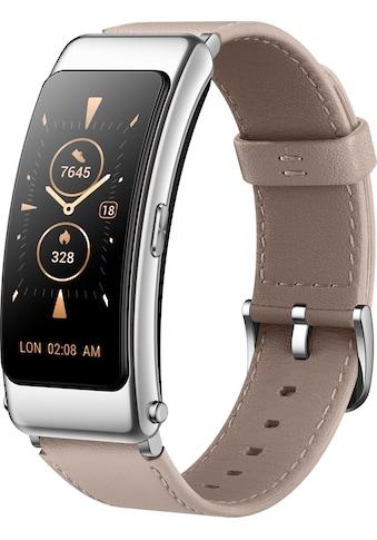 "Huawei Smartwatch »TalkBand B6 Classic« (3,89 cm/1,53 "", Huawei Lite OS, 24 Monate Herstellergarantie kaufen"