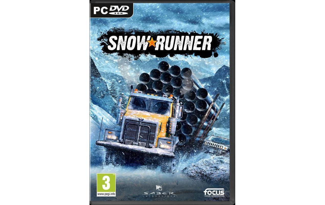 Image of Astragon Spiel »SnowRunner«, PC