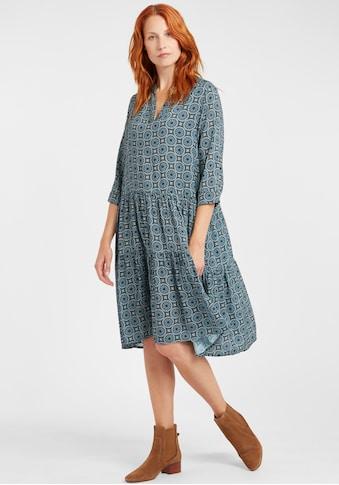 fransa Blusenkleid »FXSUPREP 1«, lockeres Sommerkleid kaufen
