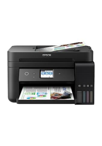 Multifunktionsdrucker, Epson, » EcoTank ET - 4750« kaufen