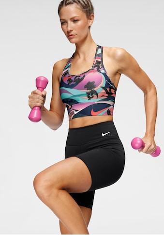 Nike Sport - BH »Swoosh Icon Clash Medium - support Sports Bra« kaufen