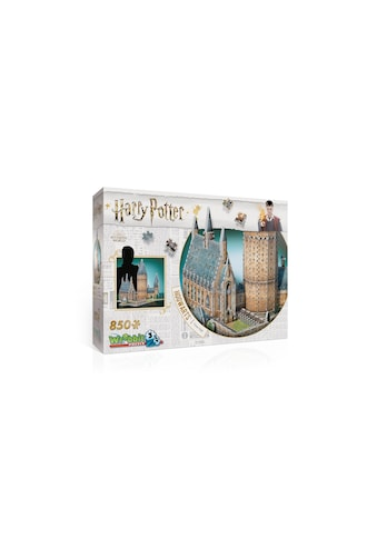 3D-Puzzle »Great Hall« kaufen
